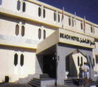 hotel beach hotel - sharjah