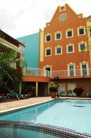 hotel howard johnson curacao plaza