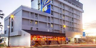 hotel howard johnson san juan: