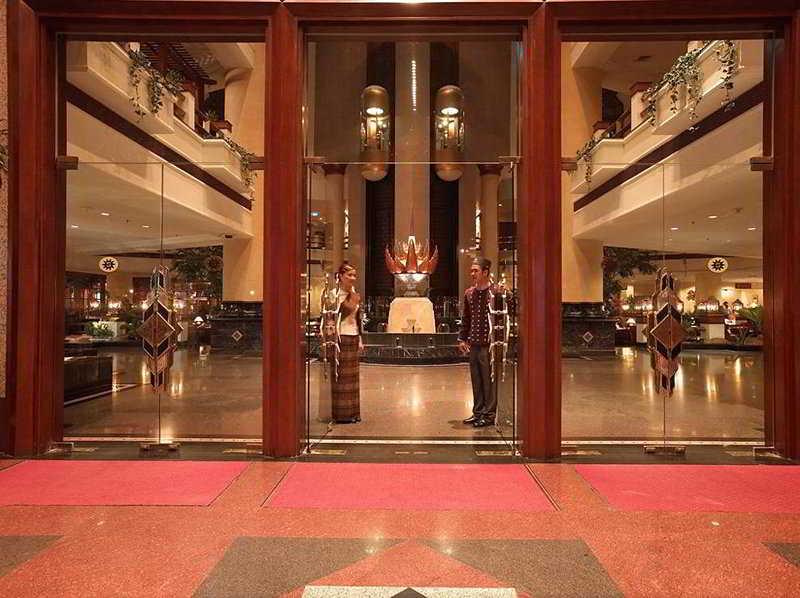 Pullman Khon Kaen Raja Orchid Hotel KhonKaen Thailand