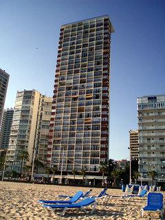 Apartamentos las damas fincas benidorm benidorm playa levante benidorm costa blanca - Apartamento en benidorm barato ...