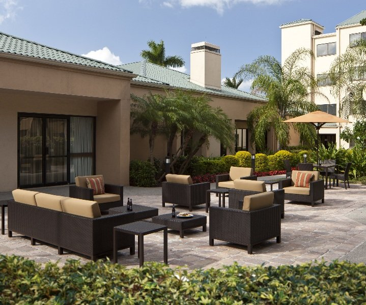 Hotel Courtyard By Marriott Miami Airport West Foto 5