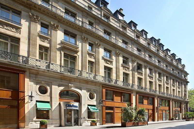 Apartahotel citadines opera vendome paris arr9 opra st for Appart hotel vendome