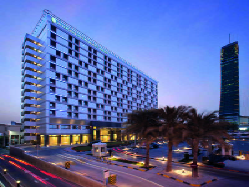 hotel intercontinental regency bahrain