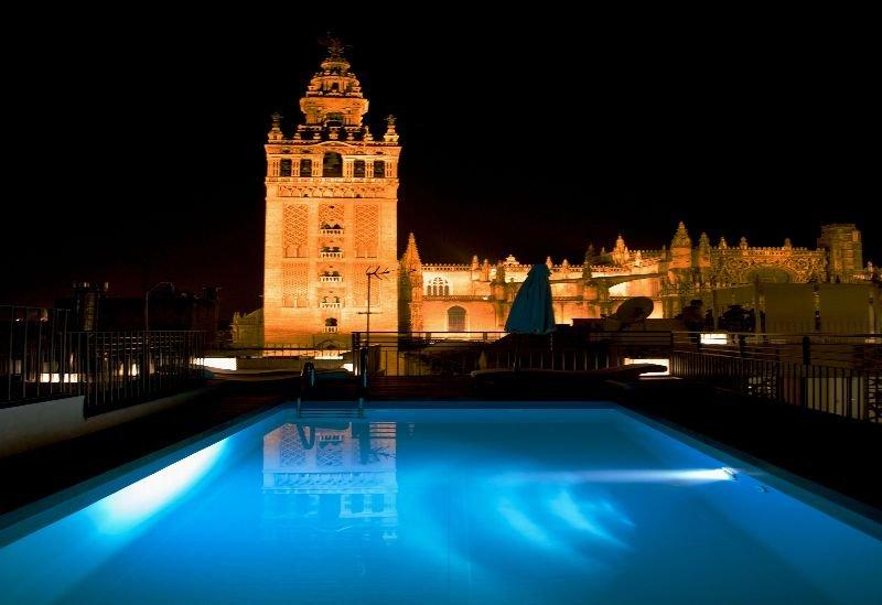 Hotel eme catedral hotel sevilla ciudad sevilla - Hotel eme sevilla spa ...