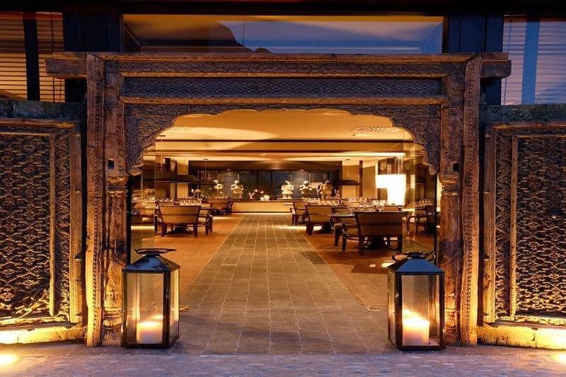 Hotel barcelo asia gardens hotel thai spa benidorm - Restaurante sudeste alicante ...