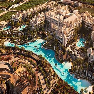 Hotel gran melia palacio de isora playa paraiso tenerife - Hotel gran palacio de isora ...