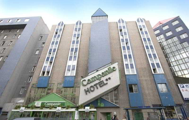 Hotel campanile paris est pantin marne la vall e paris - Hotel campanile gennevilliers port ...