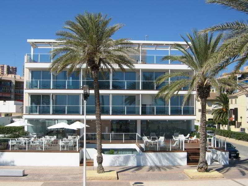 Hotel de la playa valencia ciudad valencia for Hotel familiar valencia playa