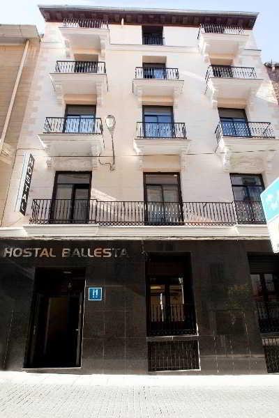 Hotel Ballesta Chueca Fuencarral Madrid Ciudad