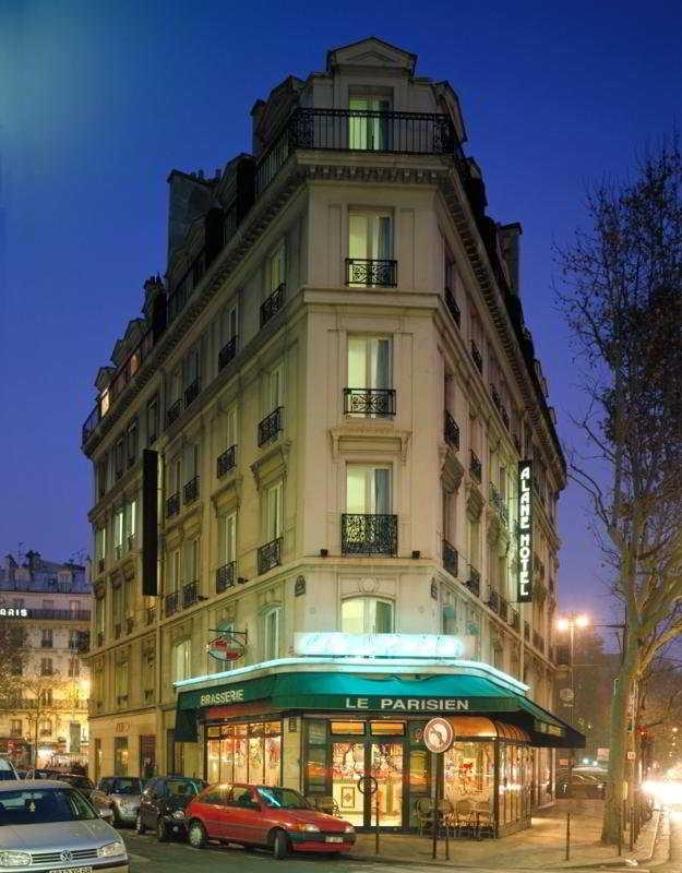 Alane Hotel Paris Gare Du Nord