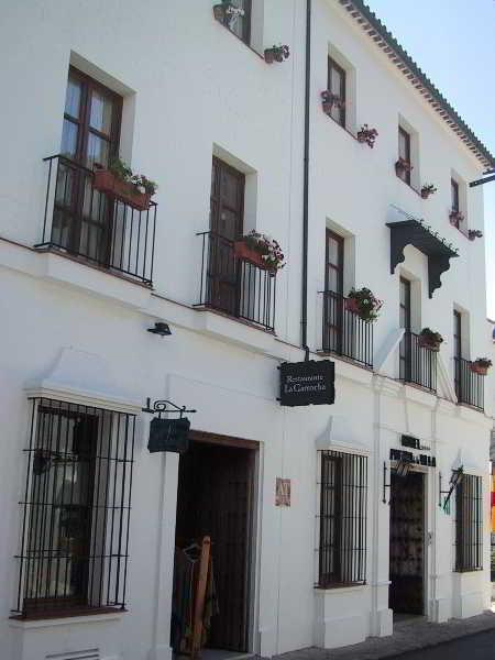 Hotel puerta de la villa grazalema cadiz - Hotel puerta de la villa ...