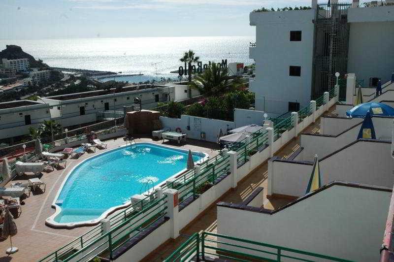 Apartamentos rocamar apartamentos puerto rico gran canaria - Hoteles en puerto rico gran canaria ...
