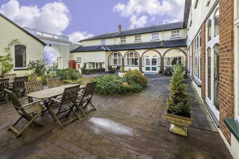 Hotel Best Western Lord Haldon Exeter Ciudad