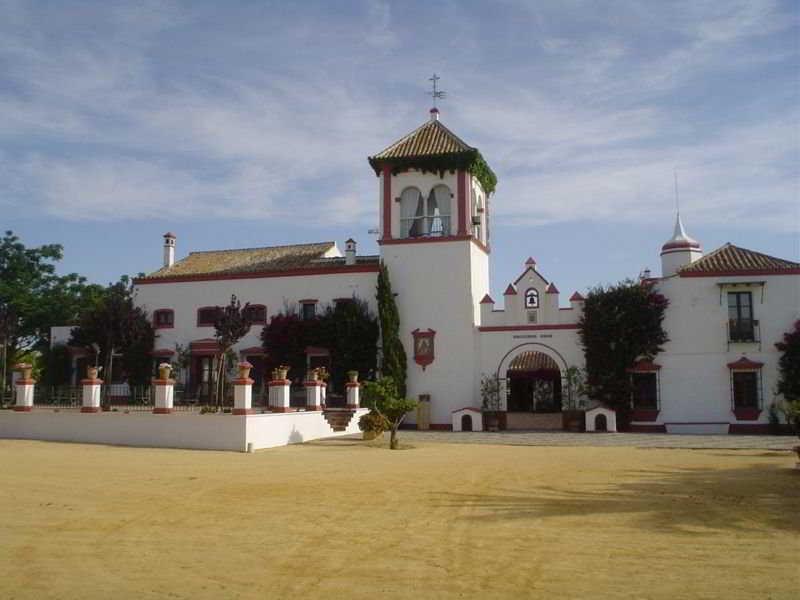 Hotel hacienda de oran utrera sevilla for Oficinas de hacienda en sevilla