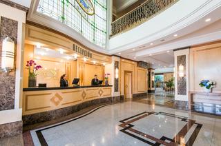 Hotel vp jardin metropolitano santiago bernabu castellana for Vp jardin metropolitano