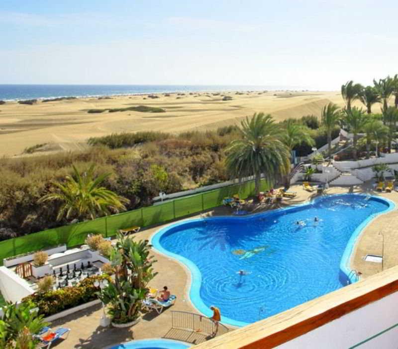 HOTEL SANTA MONICA Playa Del Ingles - Gran Canaria