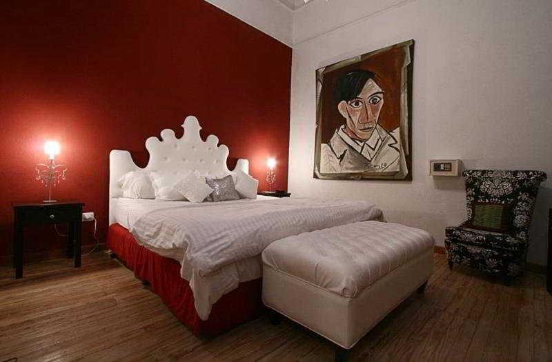 Hotel Baucis Palermo Boutique Hotel Buenos Aires Ciudad
