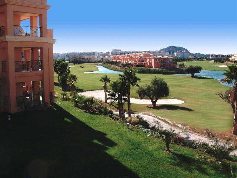 Hotel alicante golf alicante ciudad alicante for Hotel diseno alicante