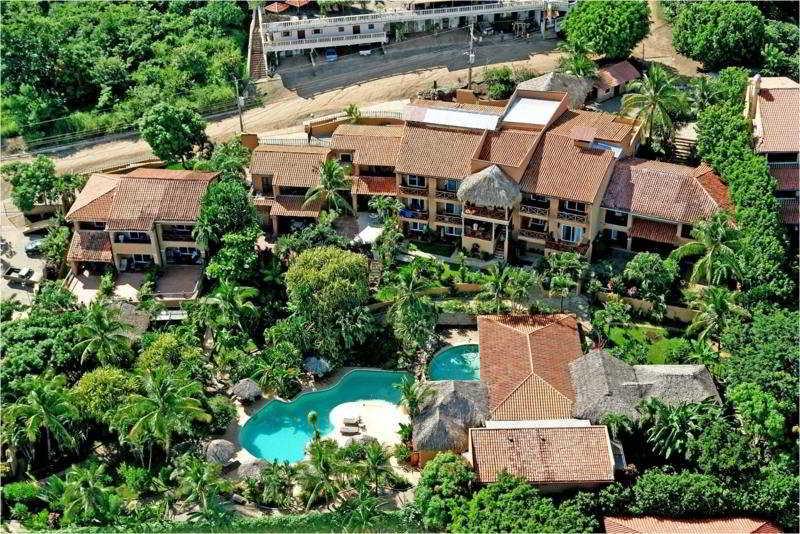Hotel jardin del eden tamarindo conchal flamingo for Boutique jardin