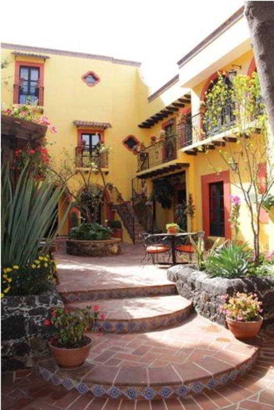 Hotel casa mia suites san miguel de allende ciudad san for Alquiler de casas en san miguel ciudad jardin