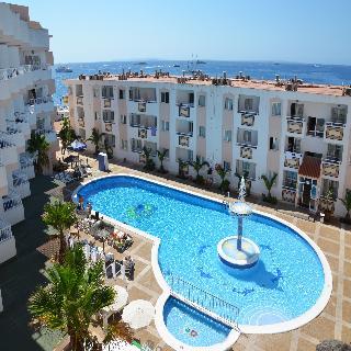 Apartamentos tropical garden figueretas ibiza - Hotel apartamentos el puerto ibiza ...