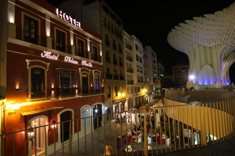 HOTEL HOTEL PALACE SEVILLA Sevilla Ciudad - Sevilla