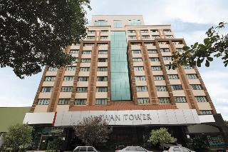 hotel swan tower caxias do sul