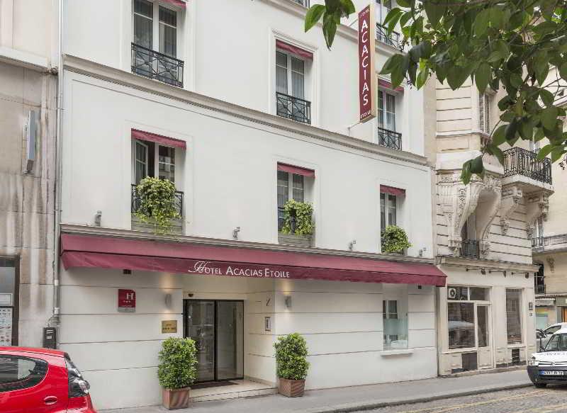 hotel acacias etoile arr17 arc de triomphe pte maillot paris. Black Bedroom Furniture Sets. Home Design Ideas