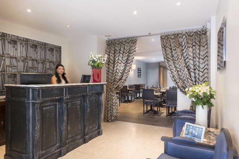 Hotel acacias etoile arr17 arc de triomphe pte maillot paris - Hotel puerta del arco ...