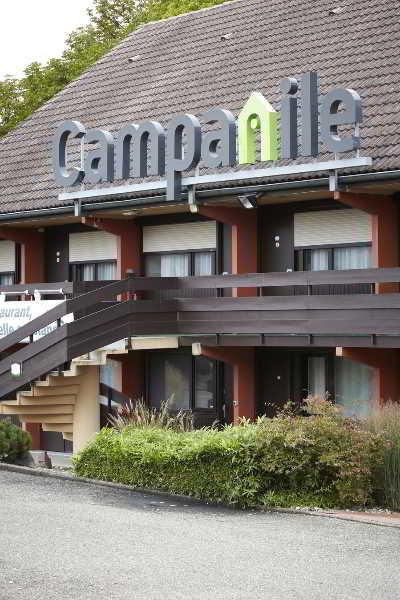 Hotel Campanile Strasbourg Sud - Illkirch Geispolsheim Strasbourg Ciudad