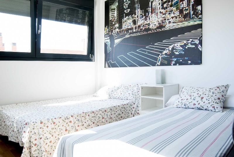 Apartamentos Plaza Castilla 3000