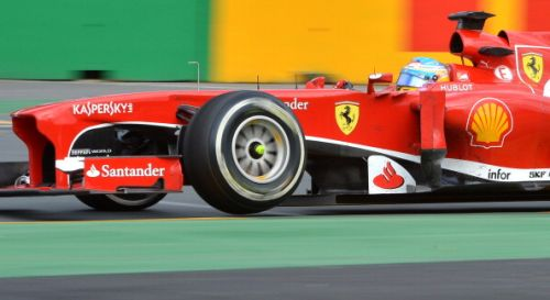 Fórmula 1 el 11 de Mayo de 2014 en Montmeló